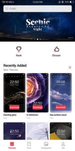 oppo theme store apk download 6.4 beta 1 version with font style change option