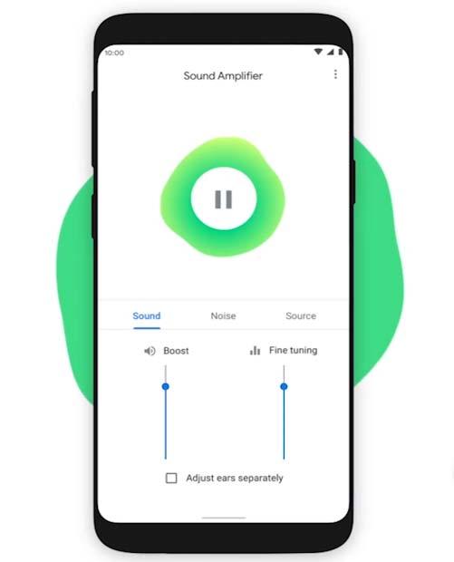 coloros 7.0 feature sound amplifier