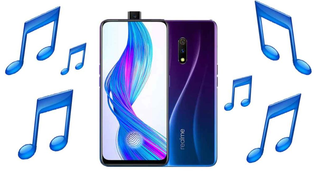 realme ringtone download